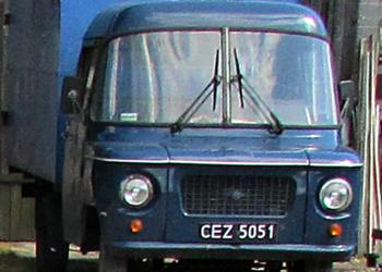 Nysa furgon