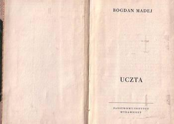 (9582) UCZTA – BOGDAN MADEJ
