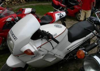 Sprzedam unikat-Ducati Paso Limited 750