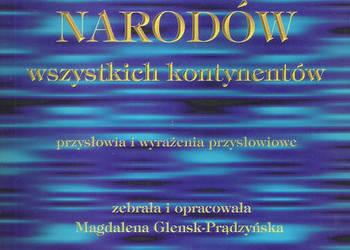 Mądrości Narodów - M. Glensk-Prądzyńska.