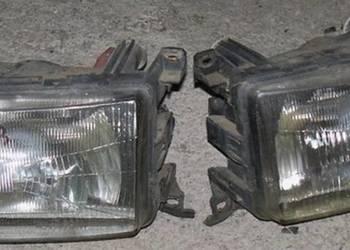 Lampa VW PASSAT B3 lewy przód