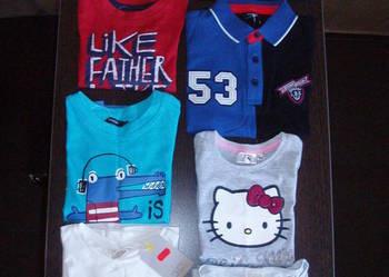 Sprzedam pakiet odzieży dziecięcej typu outlet