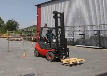 Kursy szkolenia operator wózków widłowych 450zł