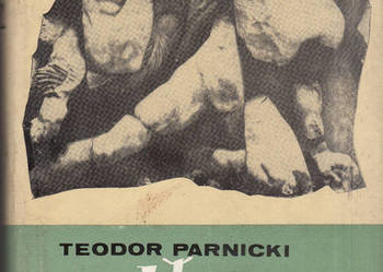 (03088) KOŁA NA PIASKU  - TEODOR PARNICKI