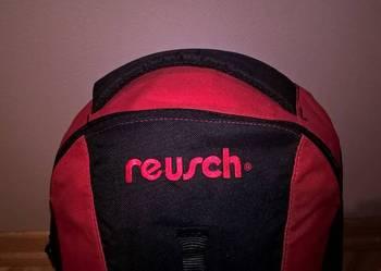 NOWY oryginalny plecak REUSCH wyprofilowany SUPER na PREZENT