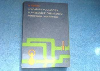 Aparatura pomiarowa w przemyśle chemicznym Gaillar  FA