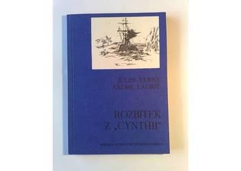 """Juliusz Verne, Andre Laurie: Rozbitek z """"Cynthii"""""""