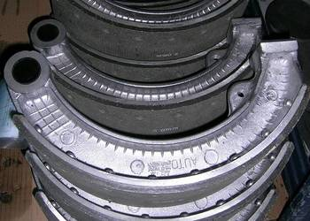 Szczęka hamulca aluminiowa HL8011,szerokość 140mm,kompletna,