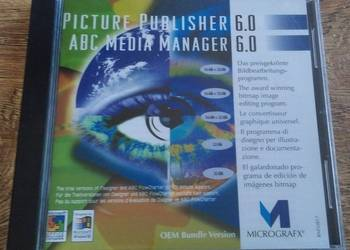 Picture Publisher 6.0/ABC Media Manager 6.0 NOWY W FOLII!
