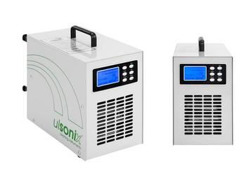 Oczyszczacz powietrza ozonator z lampą UV 7000mg/h pilot