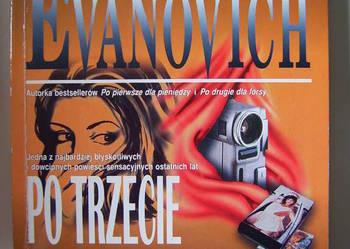 """Sprzedam kryminał Janet Evanovich """"Po trzecie dla draki"""""""