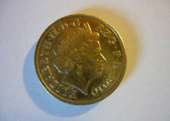 one pounds 2010 r