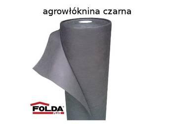 Agrowłóknina czarna 50g - 1,6m x 100m