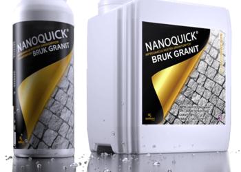 IMPREGNAT Bruk Granit 5L do Kostek Brukowych Granitowych