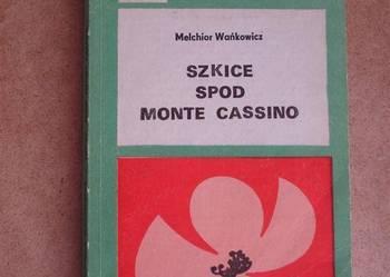 Szkice spod Monte Cassino - M. Wańkowicz /I.M.G