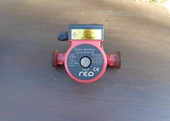 Pompa obiegowa CO RED 25-40-180 i półśrubunki