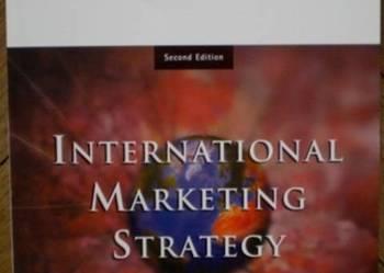 International marketing strategy - po angielsku