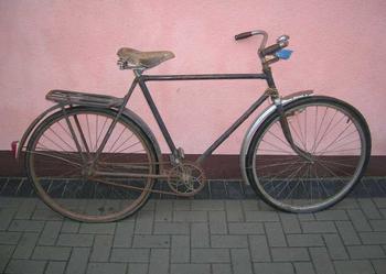 Sprzedam zabytkowy kompletny męski rower