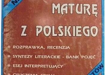 PISZĘ MATURĘ Z POLSKIEGO - K.DROGA