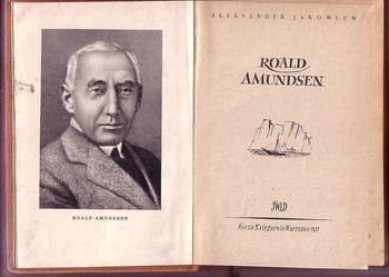 (5978) ROALD AMUNDSEN – ALEKSANDER JAKOWLEW