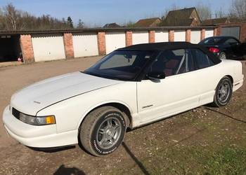 Oldsmobile Cutlass supreme 3.1 V6 1988