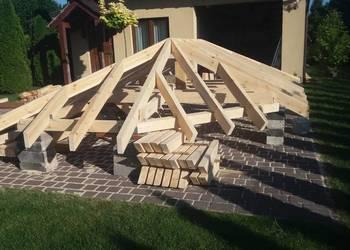 Konstrukcje Drewniane do samodzielnego montażu Dowolne różne