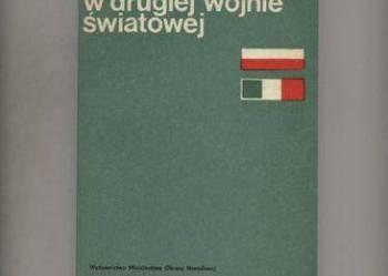 Polacy i Włosi w drugiej wojnie światowej