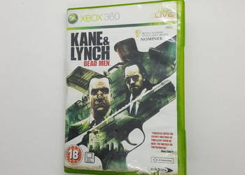 LOMBARDOMAT Gra Xbox 360 Kane & Lynch Dead Men G 1134/2018