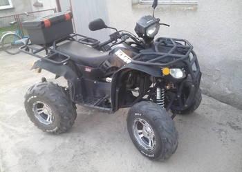 Eagle Motorsports ATV 250 czytaj opis