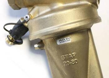 Zawór mosiężny, ciśnienia, STAP 20 - 80, zawory, DN 32