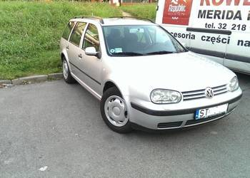 Volkswagen Golf 4 01r kombi 1.6 benzyna