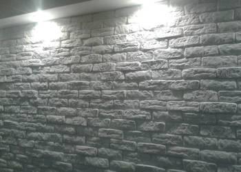płytki gipsowe biała cegła gipsowa kmien dekoracyjny