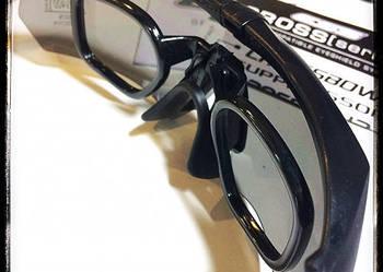 taktyczne okulary ESS crossbow 5 szkiel koryg ASG wojsko