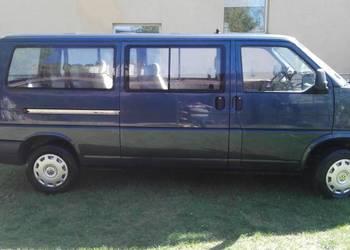 VW Transporter Caravelle T4 2,4D jedyny taki !