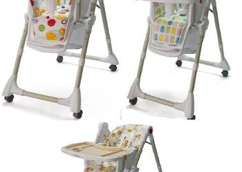 Krzesełka Do Karmienia Dzieci I Niemowląt Drewniane Plastikowe