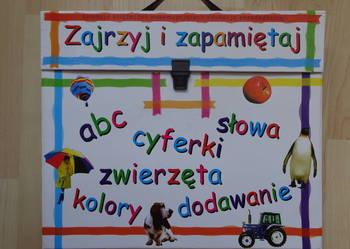 Kolekcja książeczek wspomagających edukację przedszkolną