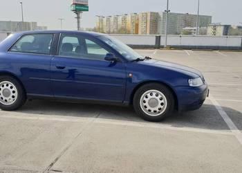 Audi A3 8L 1,8 125KM Benzyna+gaz