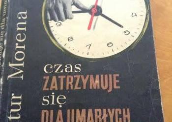 Czas zatrzymuje się dla umarłych- Artur Morena FA
