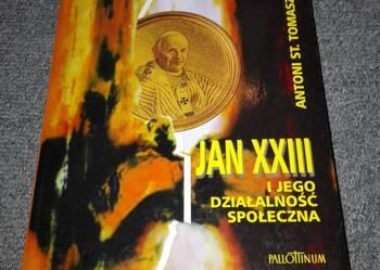 Jan XXIII i jego działalność społeczna / Antoni Tomaszewski
