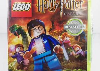 Gra XBOX 360 Lego Harry Potter: Lata 5-7 -LOMBARD PLUS-