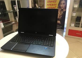 Lekka stacja robocza HP Zbook 17 i7 8GB 120SSD Quadro A+