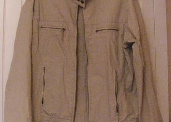 Beżowa kurtka ze sklepu CARRY - rozmiar XL - stan idealny.