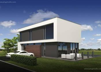 PS-GS-70-20 gotowy projekt dom energooszczędny