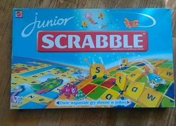 Scrabble Junior - jak nowe