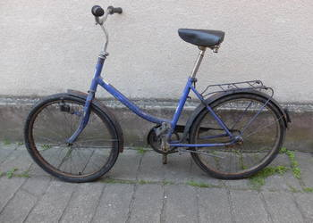 Polski rower Agat Romet 491