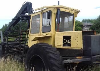 Maszyna Leśna Forwarder hds