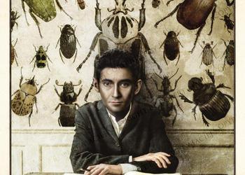 """""""Franz Kafka"""" - fotomontaż"""