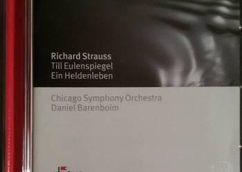 Richard STRAUSS Till Eulenspiegel BARENBOIM - bdb