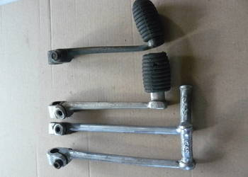 Zmieniacze biegów nożne romet motorynka