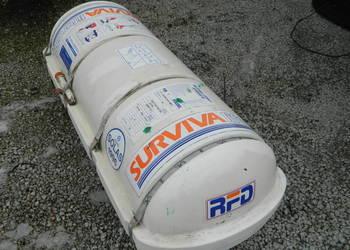 Tratwa ratunkowa pneumatyczna, szalupa